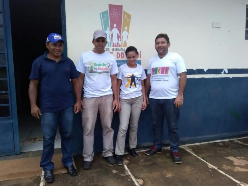 Órgãos públicos de Tanque do Piauí vistoriados por Agentes de Combate a Endemias