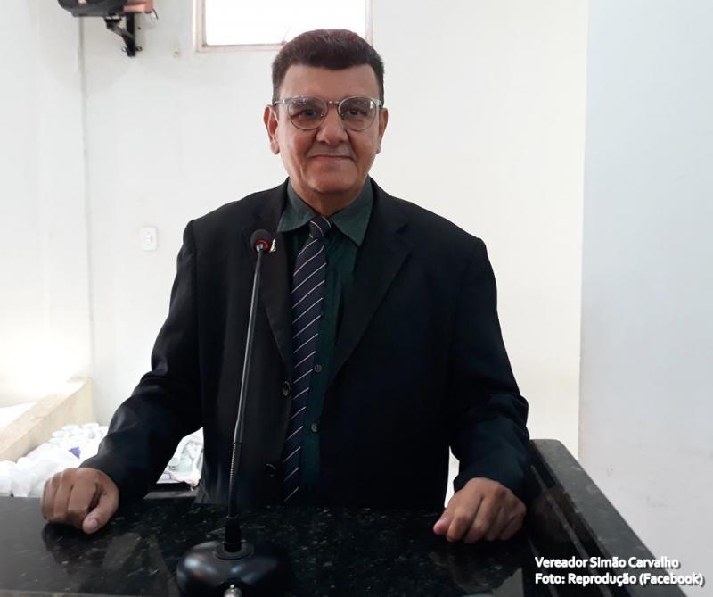 Vereador de Picos Simão Carvalho passa por cirurgia para retirar a vesícula