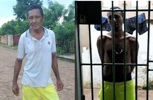 Enteado mata padrasto a pauladas em Regeneração; acusado foi preso