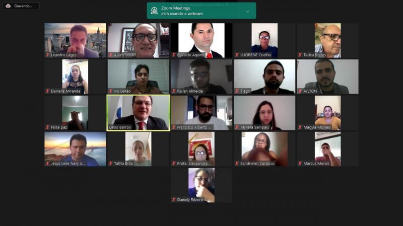 I Workshop para Escritórios de Advocacia do Piauí