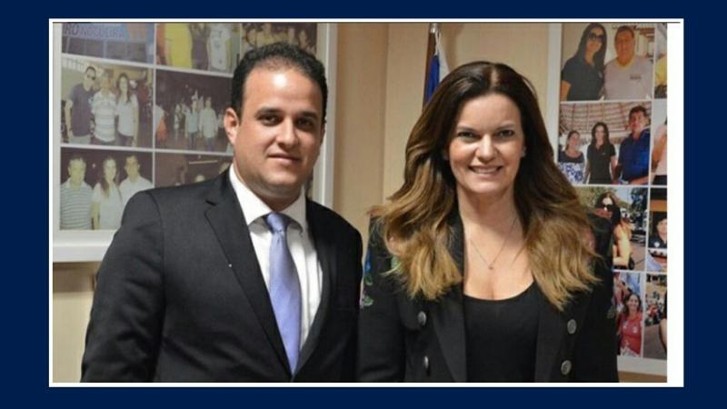 Prefeito Diego Teixeira leva demandas de Amarante para apresentar a deputada federal