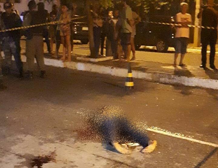 Segurança de Wellington Dias reage a assalto e mata criminoso