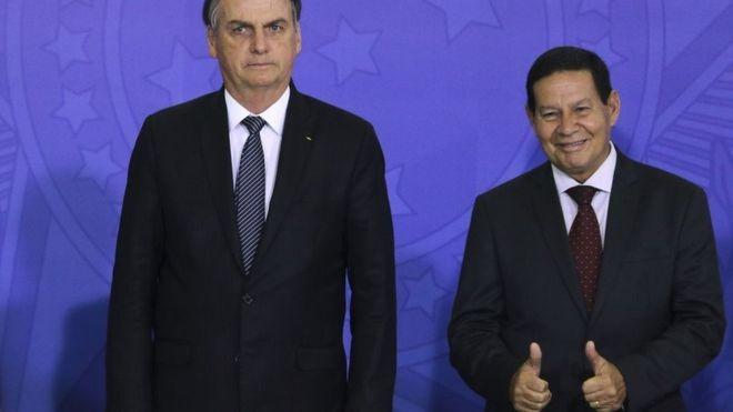 TSE arquiva ação contra a chapa Bolsonaro/Mourão por unanimidade