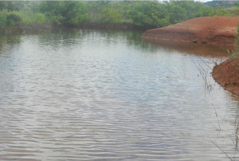 Barraginhas do Nuperade em Gilbués no Sul do Piauí