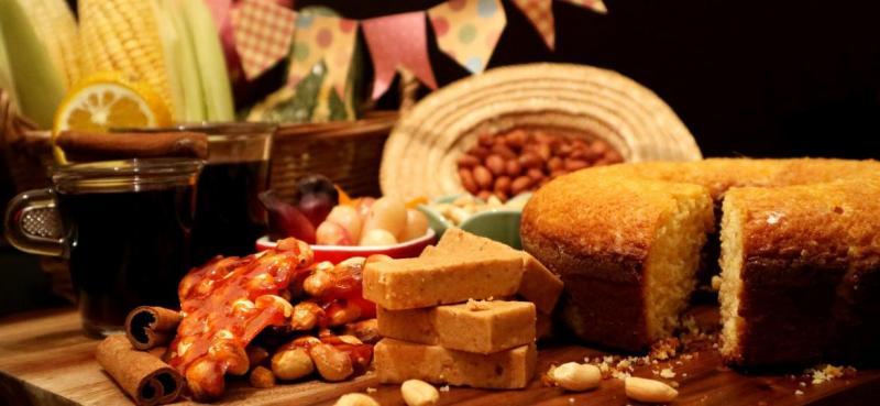 Faça sua festa junina em casa com receitas diferentes