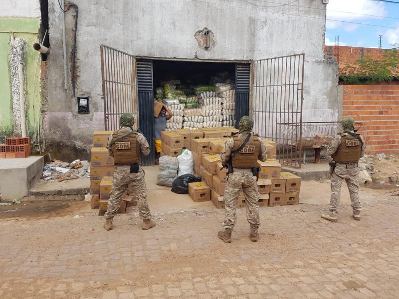 Empresários são presos acusados de receptação em Teresina