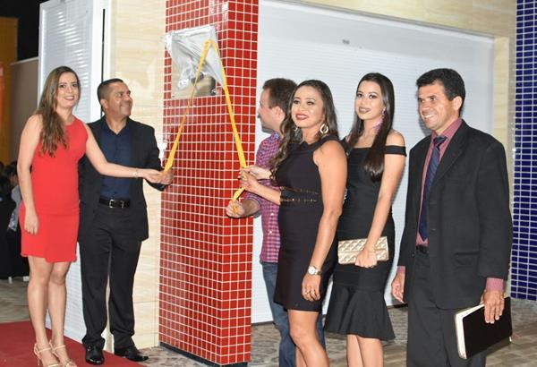 Nova sede da MS de Sousa Santos Vigilância é inaugurada em São Pedro do Piauí