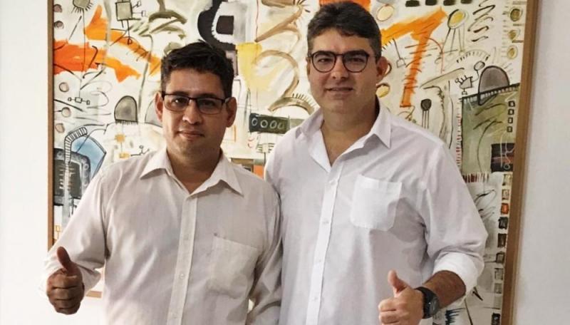 Dr. Vilmar Paulo assume presidência do PSDB em São João do Piauí