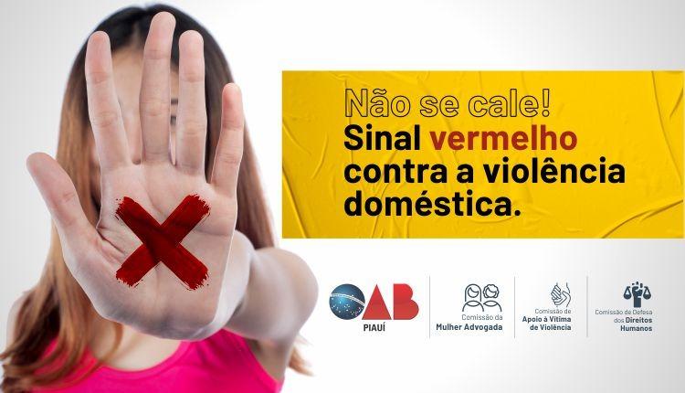 OAB incentiva  apoio as vítimas de violência doméstica