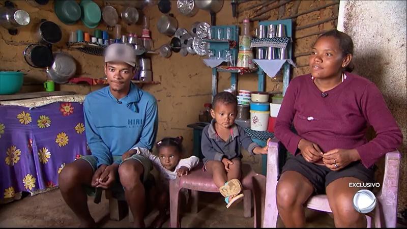 Famílias em extrema pobreza vivem sem assistência do poder público no PI