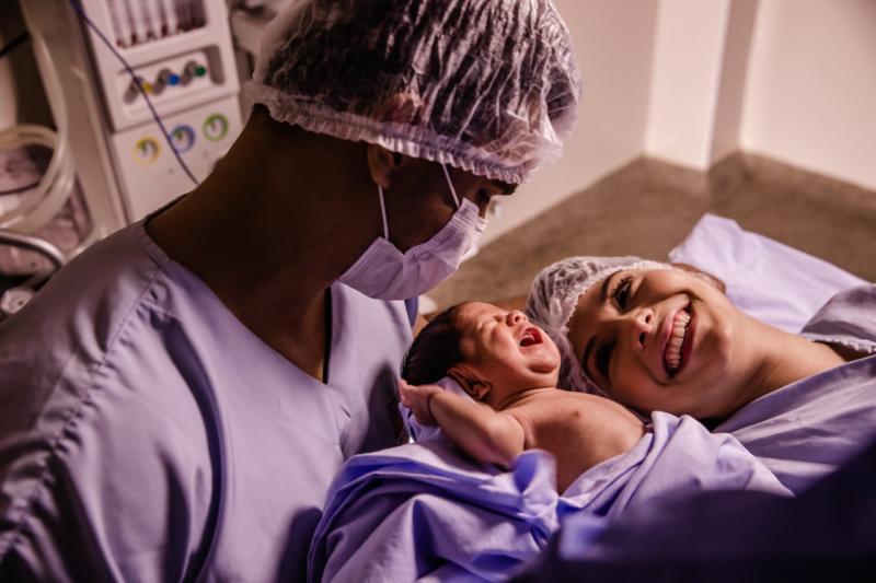 Apoio familiar é fundamental durante a gestação e na hora do parto