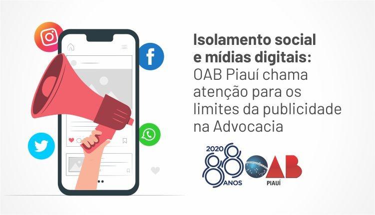 OAB chama atenção para os limites da publicidade