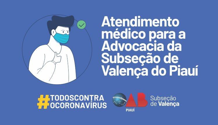 Subseção de Valença oferece atendimento médico para os advogados