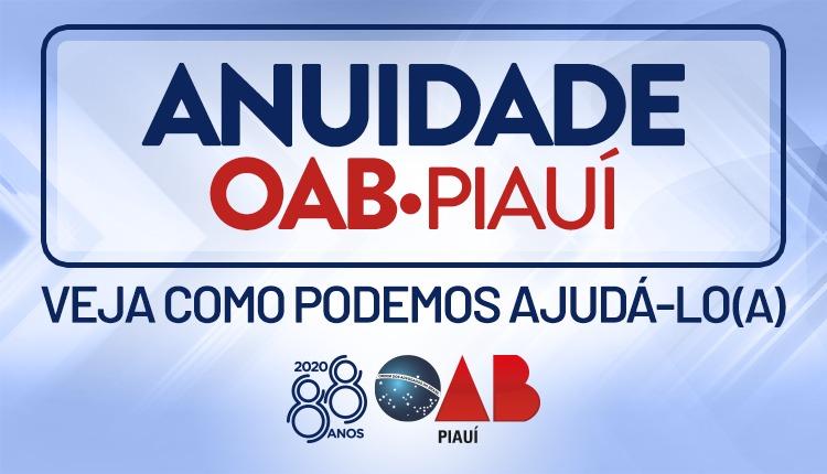 Parceria  Banco do Brasil, OAB PIAUI