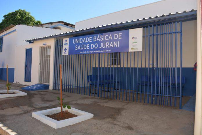 Prefeitura de Oeiras inaugura Unidade Básica de Saúde no Bairro Jurani