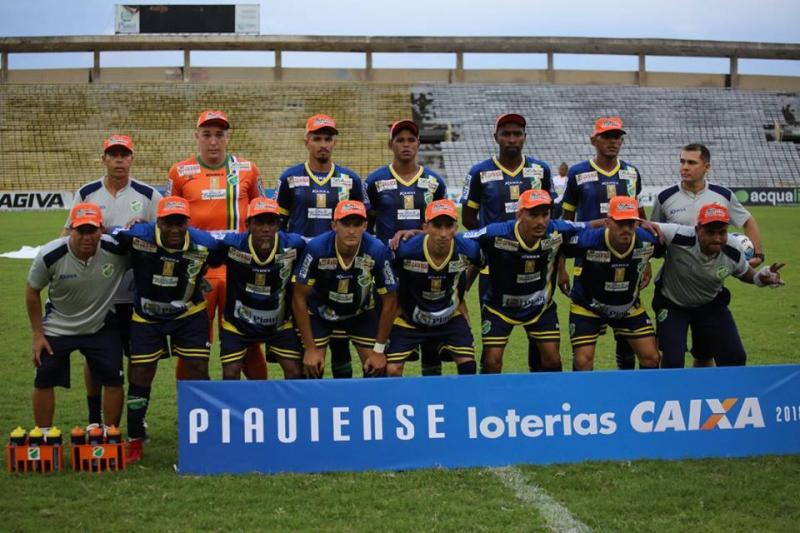 Altos encara o Flamengo hoje pela 4ª rodada do Piauiense