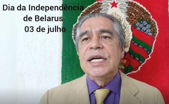 Belarus comemora sua Data Nacional