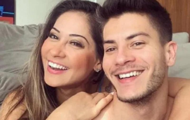 Mayra Cardi revela que descobriu 16 amantes de Arthur Aguiar