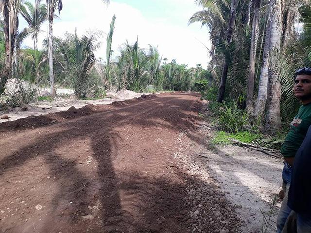 Prefeitura divulga balanço de ações na recuperação de estradas