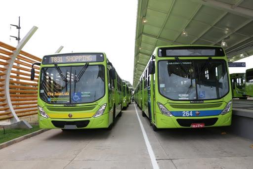 Transporte público de Teresina volta a funcionar na terça