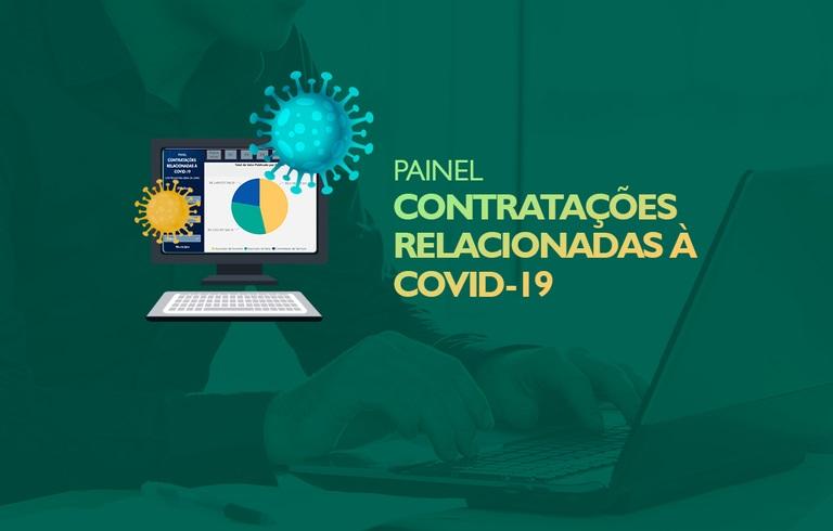 CGU lança painel para divulgar gastos a Covid-19