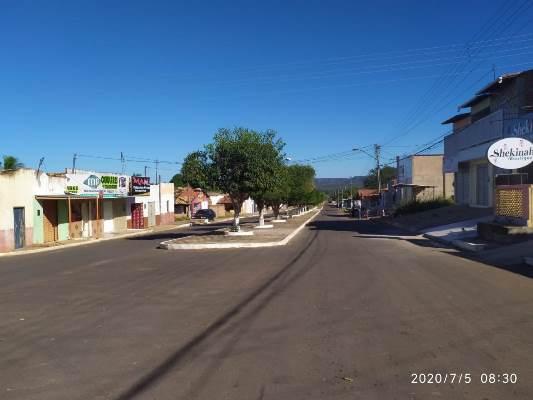 Colônia do Gurgueia parou nesse domingo, prefeitura agradece ao povo