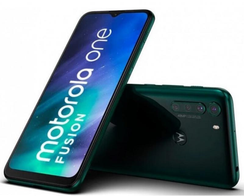 Motorola One Fusion é anunciado com bateria de 5.000 mAh