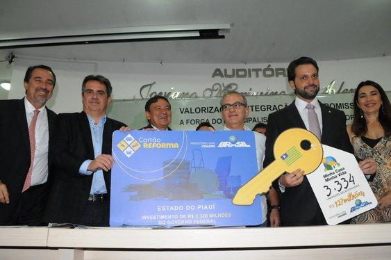 Piauí vai receber mais de R$ 400 milhões em investimentos