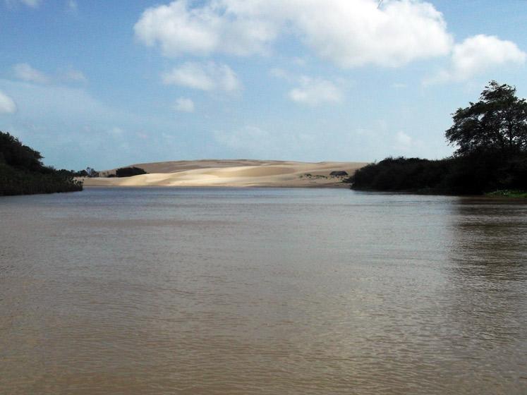Corpos de dois adolescentes são encontrados no Rio Parnaíba