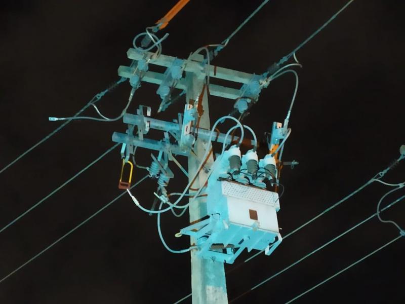 Eletricista morre após sofrer choque elétrico em subestação de Teresina