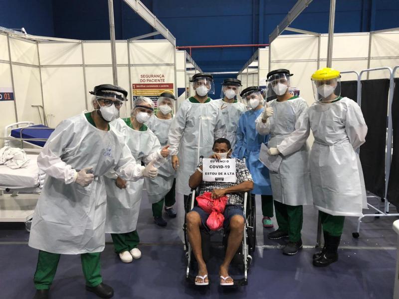 Teresina tem mais de duas mil pessoas recuperadas da covid-19