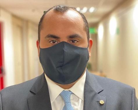 Deputado Georgiano Neto testa positivo para coronavírus