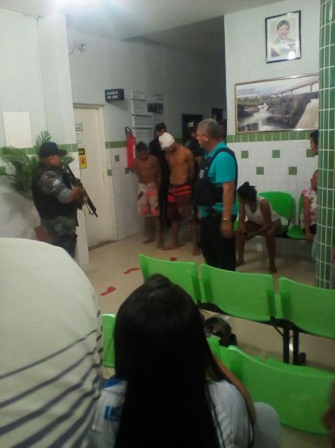 Mulher sofre infarto e morre ao ser assaltada na zona rural de Esperantina