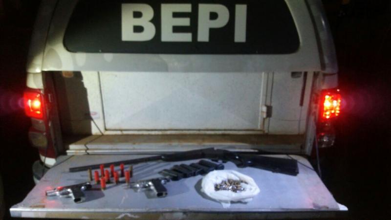 Acusado de 25 homicídios em Pernambuco é preso no Piauí