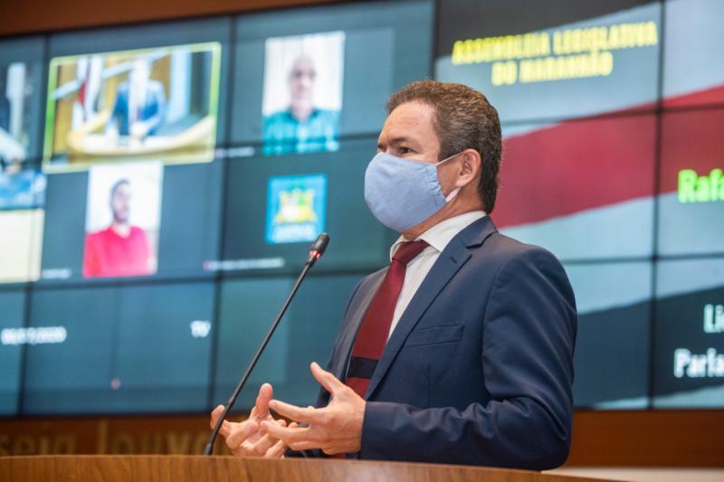 Rafael Leitoa destaca transparência e eficiência do governo do Maranhão