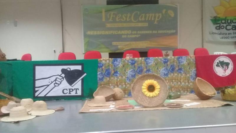 Secretaria de Cultura participa do I FESTCAMP