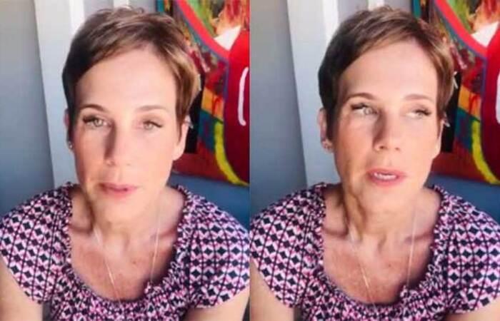 Ex-paquita Andrea Veiga cai em golpe pelo WhatsApp e perde R$ 1.800