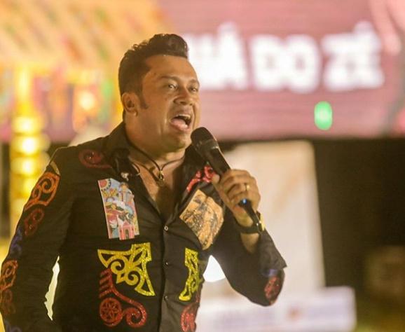 Em evento inédito no Forró, Zé cantor vai gravar DVD em drive-in