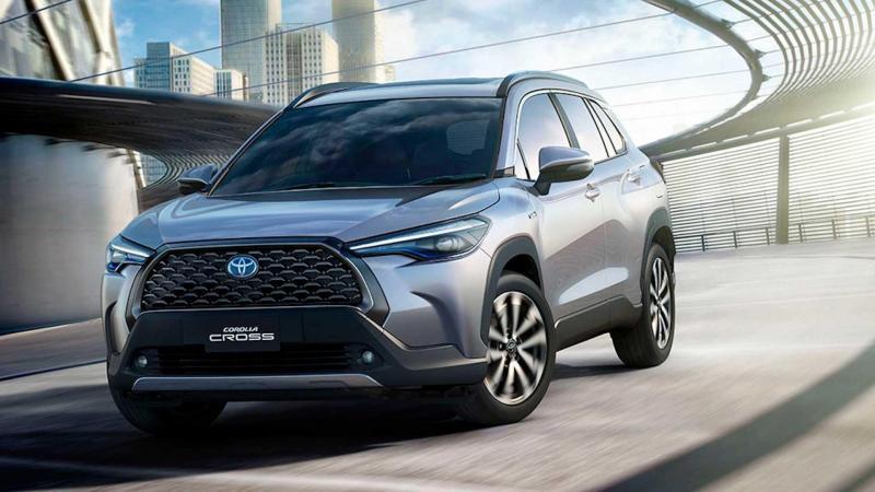 Toyota revela Corolla Cross, a nova SUV nacional que chegará em 2021