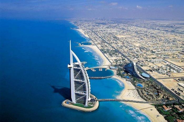 Dubai reabre suas portas para os turistas internacionais