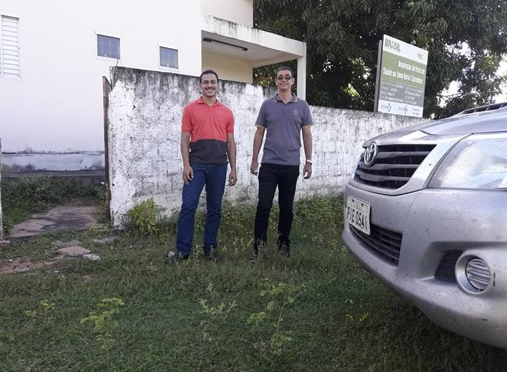 Vereador e Secretário Municipal de Saúde viabilizam reabertura de posto de saúde da zona rural