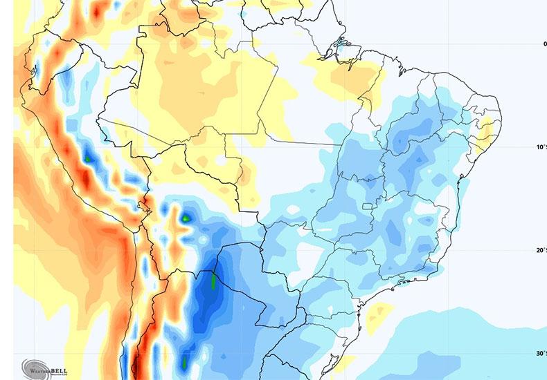 Cidade do Piauí registra temperatura de 13 ºC