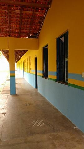 Escolas do município de Prata do Piauí ganham nova 'roupagem'