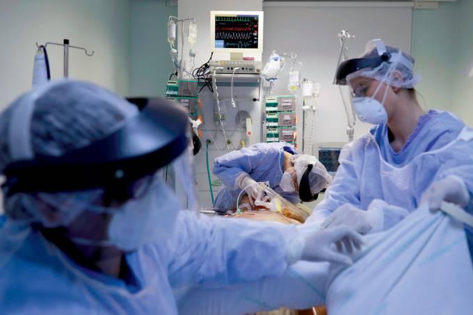 China emite alerta para pneumonia desconhecida mais mortal que Covid