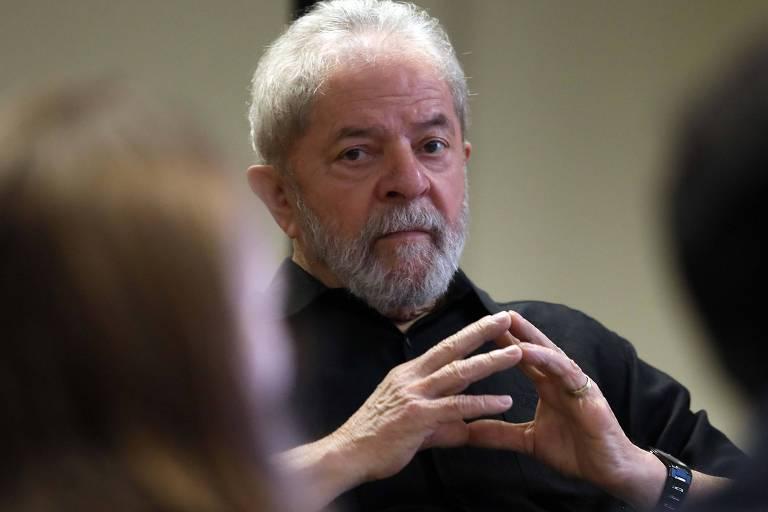 'Segundo turno será entre PT e PSDB', diz Lula