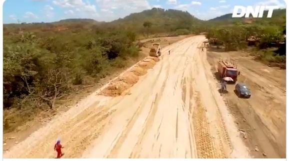 Governo Federal retoma as obras da BR 226 e do Contorno Rodoviário de Timon