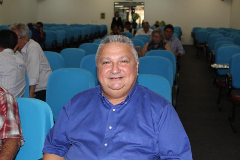 Mensagem de aniversário ao prefeito Dr. Alcione