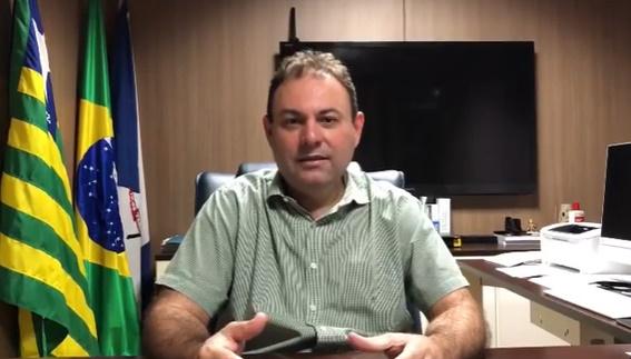 Vereador Jeová Alencar se afasta da Câmara por suspeita de covid