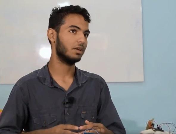 Estudante piauiense concorre a prêmio nacional; veja como votar