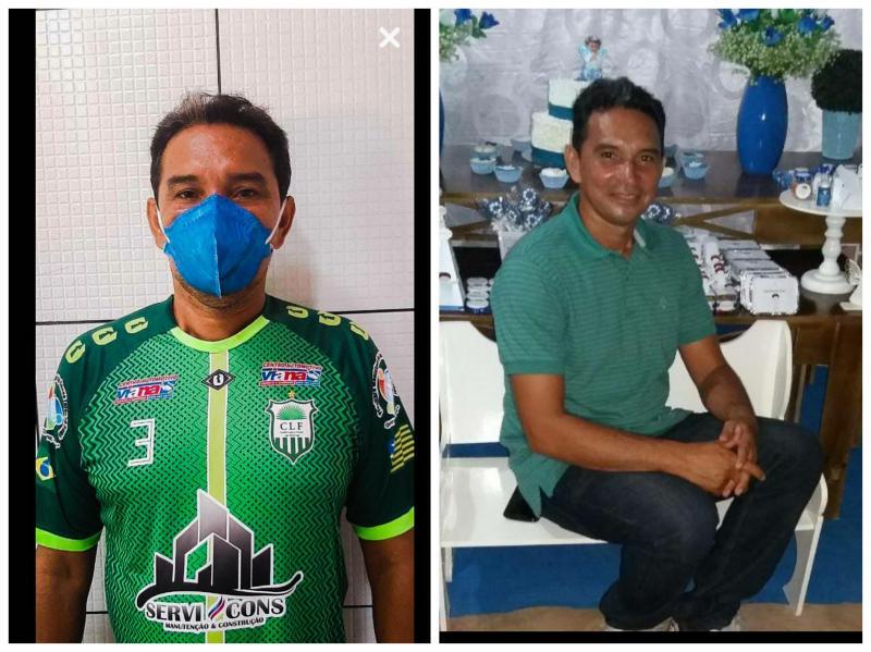 Vereador Geroncin testa positivo pra Covid-19 em Campo Largo do Piauí